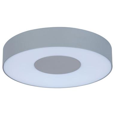 LED Aussenwand- und Deckenleuchte Ublo aus Aluminiumdruckguss in Grau 263 mm
