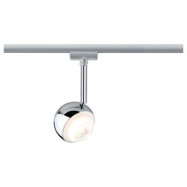 Eleganter LED Spot Capsule in chrom-matt