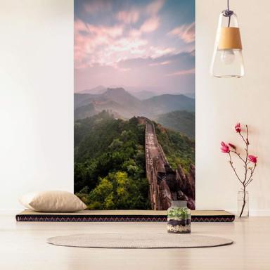 Fototapete Colombo - Die chinesische Mauer - 144x260cm - Bild 1