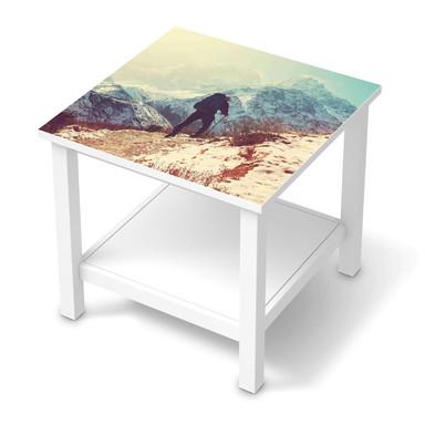 Möbel Klebefolie IKEA Hemnes Tisch 55x55cm - The sky is the limit- Bild 1