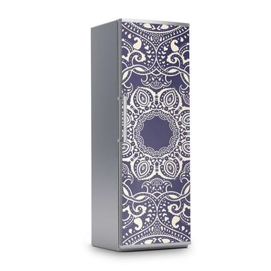 Kühlschrankfolie 60x180cm - Blue Mandala- Bild 1