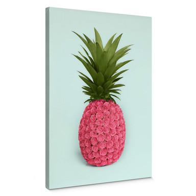 Leinwandbild Fuentes - Pineapple Roses
