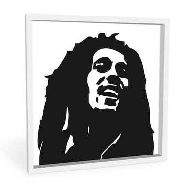 Wandbild Bob Marley 1
