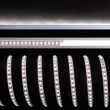 LED Stripe 3528-120-12V-6500K-5M in Weiss 2450lm