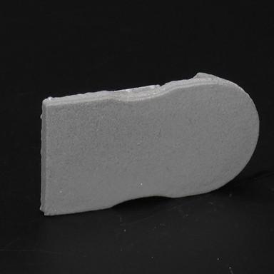 Reprofil, Endkappe R-AU-03-12 Set 2 Stk, Kunststoff, Länge: 32.4 mm