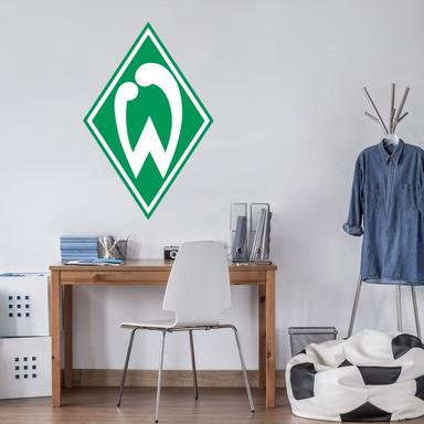 Wandsticker Werder Bremen Logo