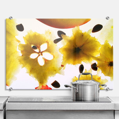 Spritzschutz Abstract Fruit