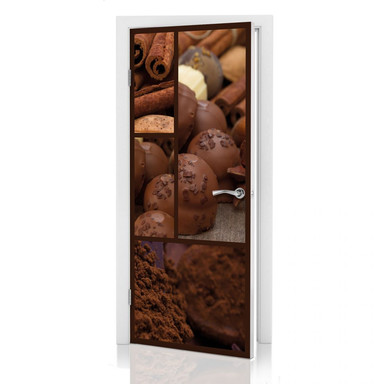 Türdeko Schokoladentraum