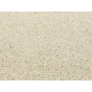 Jeddah Wollweb 6cm Bordürenteppich