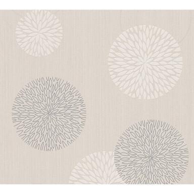Mustertapeten A.S. Création Vliestapete Best of Vlies 2016 Beige, Creme, Metallic - Bild 1