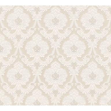 A.S. Création Papiertapete Concerto 3 Tapete mit Ornamenten barock beige
