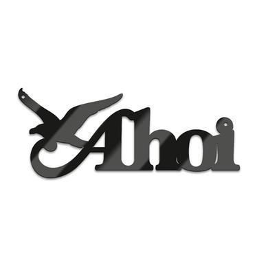 Acryl-Anhänger Ahoi 01