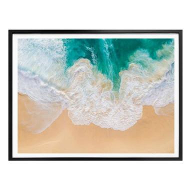 Poster Colombo - Meeresrauschen
