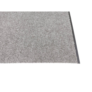 Protex waschbarer Sauberlauf grau