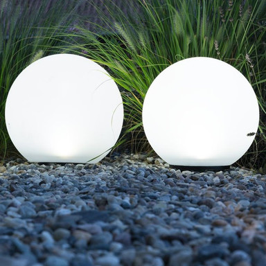 Solar LED Kugel Boule 300mm