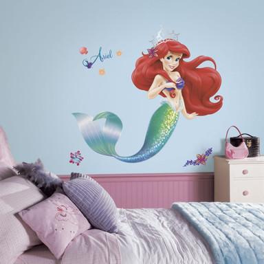 Wandsticker Disney Arielle die Meerjungfrau - Maxi Sticker - Bild 1