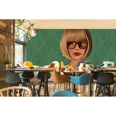 Architects Paper Fototapete Atelier 47 Lady Ornament Menschen - Bild 1