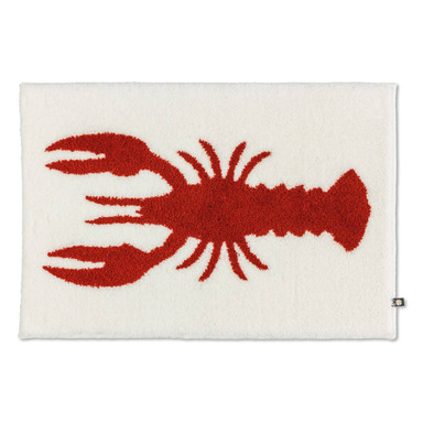 Lobster Badteppich