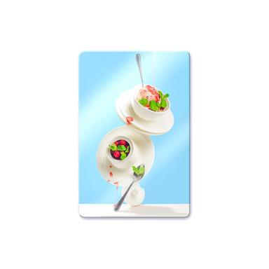 Glasbild Belenko - Dancing Dessert