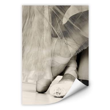 Wallprint Ballerina