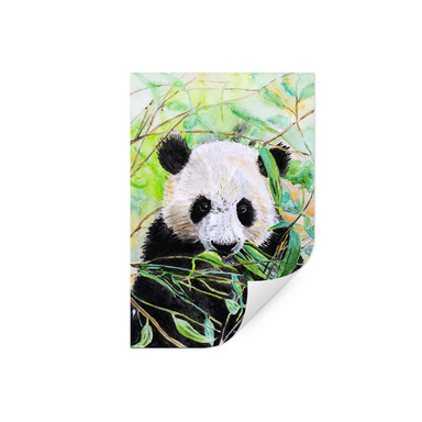 Wallprint Toetzke - Pandabär