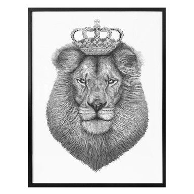 Poster Korenkova - The Lion King