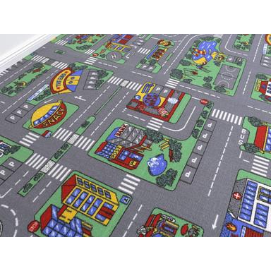 Auto Kinder Teppichboden