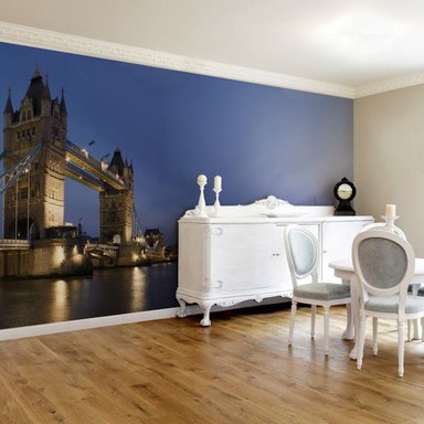 Fototapete Tower Bridge an der Themse