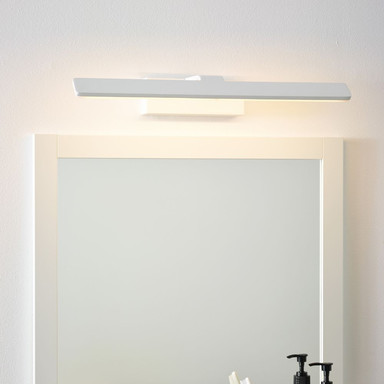 LED Badezimmerleuchte Bethan, 3000K, weiss, 465mm