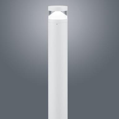 LED Wegeleuchte Mono in weiss-matt 9W 900lm IP54