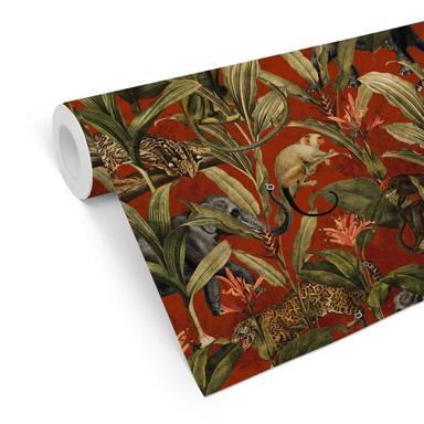 Mustertapete UN Designs - Safari
