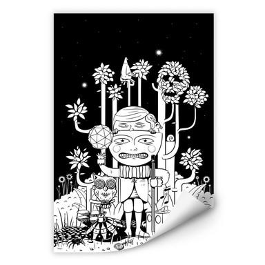 Wallprint Drawstore - In the Woods