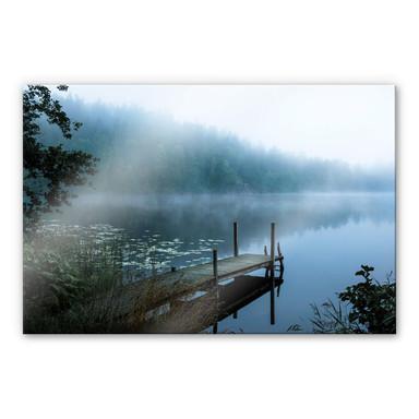 Acrylglasbild Lindsten – Moody Morning