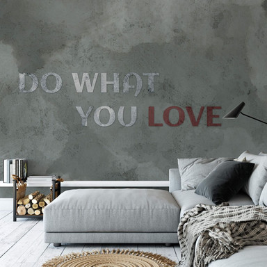 Fototapete - Do what you love