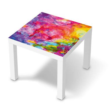 Möbelfolie IKEA Lack Tisch 55x55cm - Abstract Watercolor