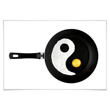 Poster Lavsen - Balanced Cuisine