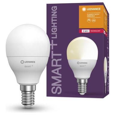 SMART& Zigbee LED Leuchtmittel E14 5W 470lm warmweiss