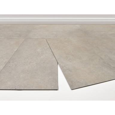 Vinyl-Designboden JOKA 555 | Light Concrete 5534