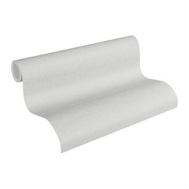 Vliestapete Premium Wall Tapete Unitapete grau, metallic