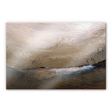Acrylglasbild Niksic - Die Stille