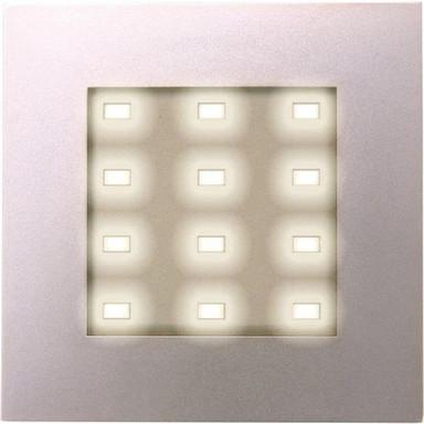 LED Einbaustrahler Q78. Edelstahloptik
