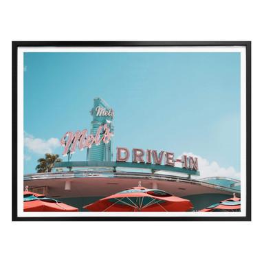 Poster Miami Drive-In - Vorderansicht