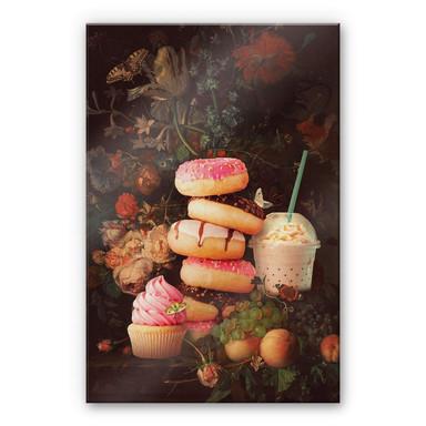 Acrylglasbild Loose - Sweet Bouquet