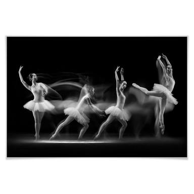 Poster Bunjamin - Ballett-Performance