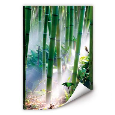 Wallprint Bamboo Forest