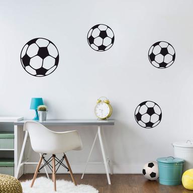 Wandtattoo Fussball - Bild 1