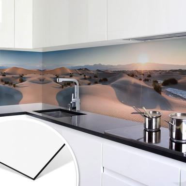 Küchenrückwand - Alu-Dibond Colombo - Die Wüste von Death Valley