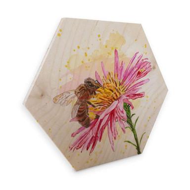 Hexagon - Holz Toetzke - Frühlingsbote