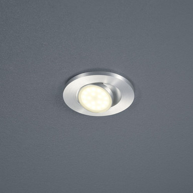 LED Deckeneinbauleuchte Onto in Aluminium 2.7W 170lm