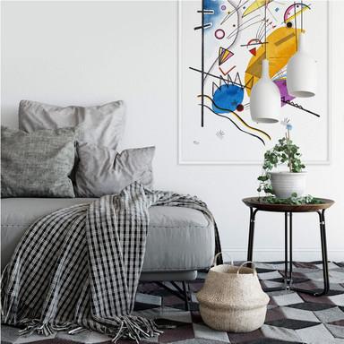 Wallprint Kandinsky - Durchgehender Strich